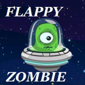 Flappy Zombie icon