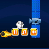 Flappy Lol Face icon