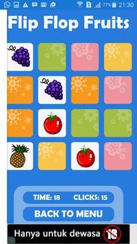 Flip Flop Fruits apk screenshot