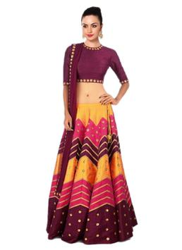 Punjabi Lehengas Choli Designs screenshot 7