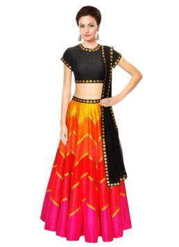 Punjabi Lehengas Choli Designs screenshot 8