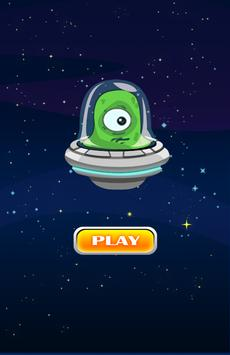 Flappy Flippy, alien space shuttle apk screenshot