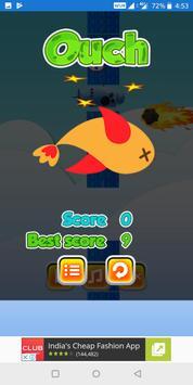 Flippy bird скриншот 3