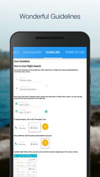Flight Search - FlyDocket apk screenshot