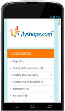 Fly Shope poster