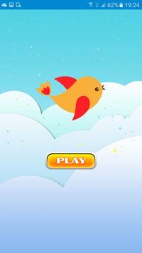 Flying Flap Bird poster