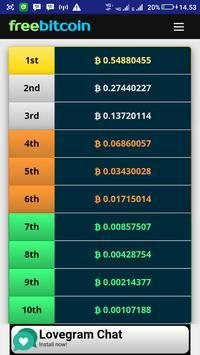 FreeBitcoin Roll screenshot 1