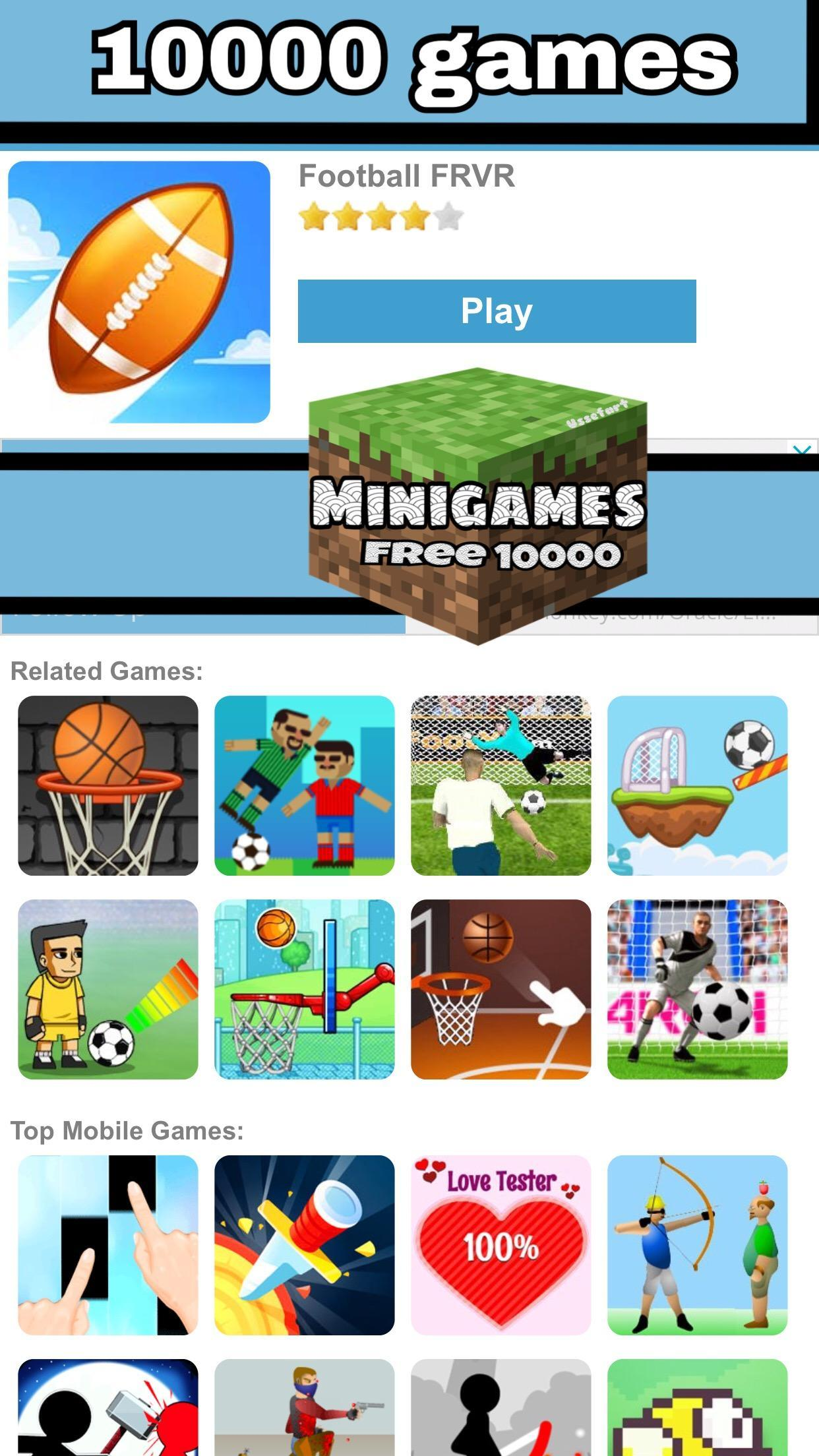 Free Online 1000 Games For Android Apk Download