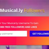 10.000 Musically Followers icon