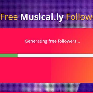 10.000 Musically Followers screenshot 1