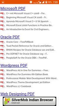 Free Pdf Book apk screenshot