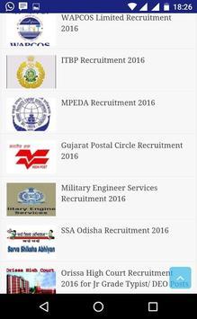 Free Job Alerts apk screenshot