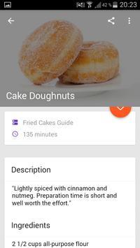 Easy Fried cakes guide apk screenshot