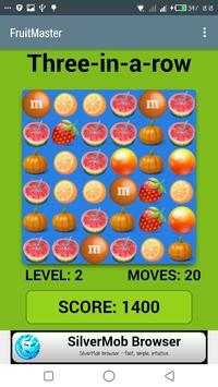 FruitMaster screenshot 2