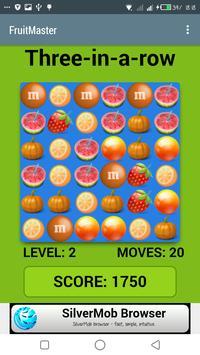 FruitMaster screenshot 3
