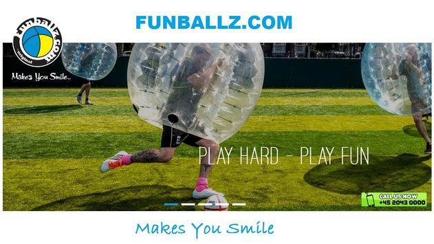 Funballz Original poster