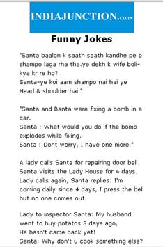 Funny Indian Jokes poster