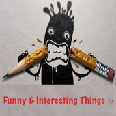 Funny & Interesting Things ッ icon