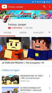 Furious Jumper poster
