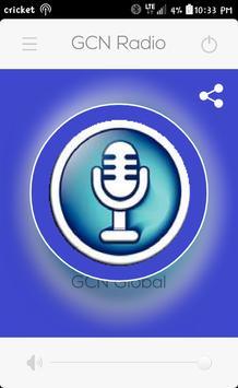 GCN Radio poster