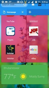 GG BROWSER screenshot 2