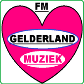 gelderland muzeik land, radio fm icon