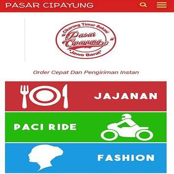 GO Pasar Cipayung screenshot 3