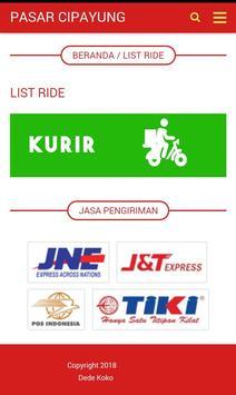 GO Pasar Cipayung screenshot 1