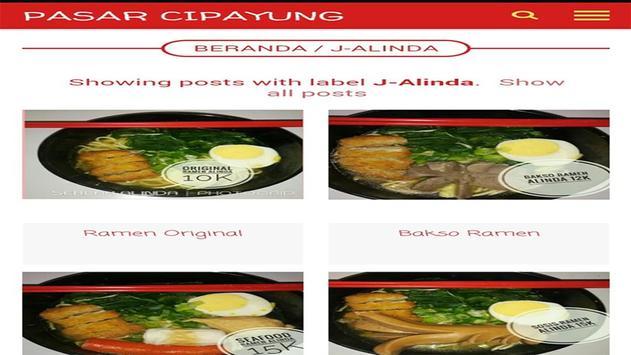 GO Pasar Cipayung screenshot 4