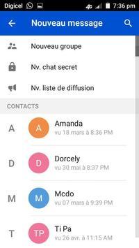 GO Talk messenger apk screenshot