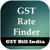 GST India - GST HSN code and GST rate finder icon