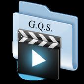 GQS media player icon