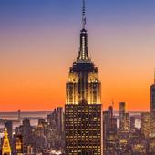New York City picture puzzle Game icon