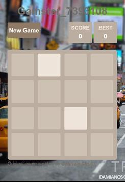 New York City picture puzzle Game poster