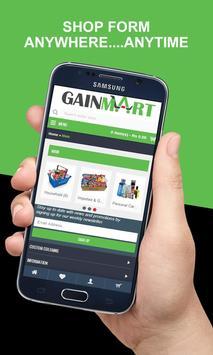 GainMart screenshot 1