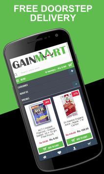 GainMart screenshot 2