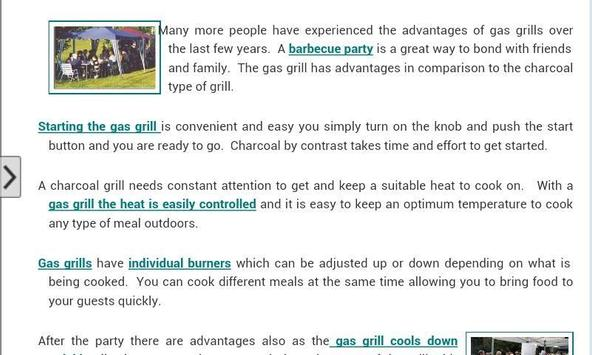 Gas Grill Propane Tank poster
