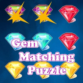 Gem Matching Puzzle icon