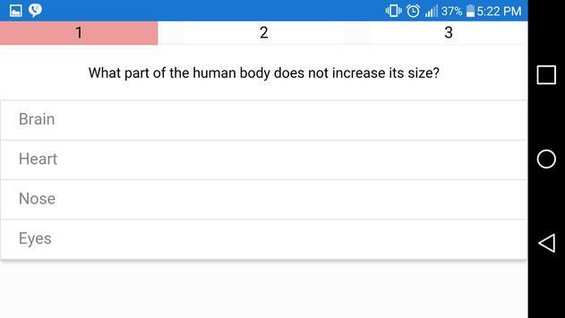Genius Quiz 2 screenshot 1