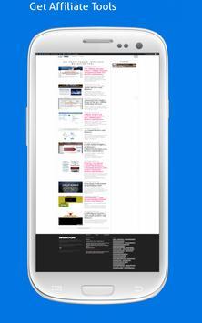 GetAffiliateTools.com apk screenshot