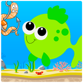 Catch Fish:fishing challenge icon