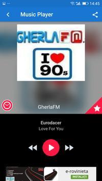 GherlaFM imagem de tela 1