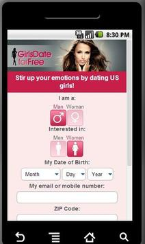 Girls Date Free poster ...