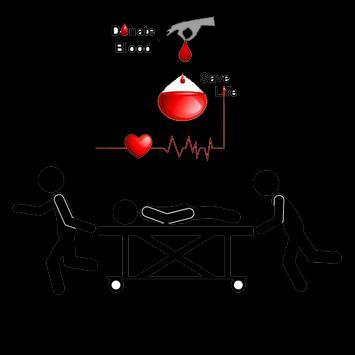 Blood donate online database screenshot 2