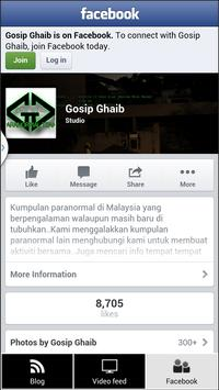 Gosip Ghaib apk screenshot