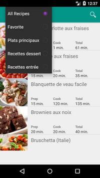 Gourmande Recipes screenshot 2