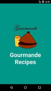 Gourmande Recipes screenshot 3