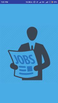 Govt Job Alert Sarkari Naukri poster