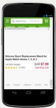 Groupon - Desktop Version screenshot 3