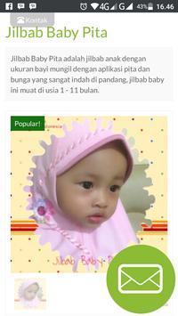 Grosir Jilbab Anak apk screenshot
